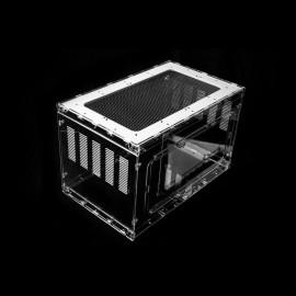 Akrylové terárium 100x50x50