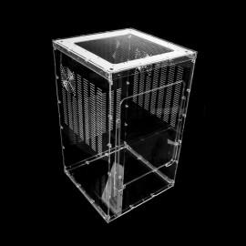 Akrylové terárium 50x50x80