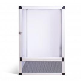 Hliníkové terárium 45x45x80 cm ReptiEye