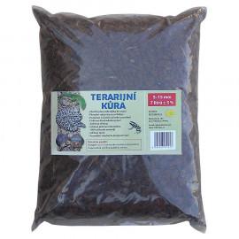 Terarijní kůra 7 litrů 5-15mm piniová