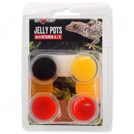 REPTI PLANET Jelly Pots 8ks