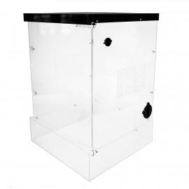Akrylové terárium vodotěsné 50x35x35 ReptiEye